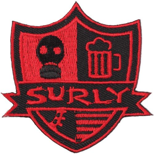 "Surly Patch ""Stripes"""
